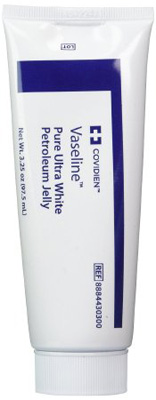 Covidien Lubricant Vaseline 3.25 oz. Tube NonSterile - 8884430300 - Case of 72