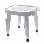 Maddak Shower Chair with Adjustable Arms