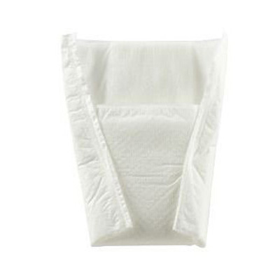 Manhood Male Absorbent Pouch 250 mL. Absorbent Polymer