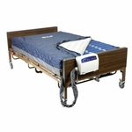 Med Aire Bariatric Heavy Duty Low Air Loss Mattress Replacement System Model 14048 - Drive Medical