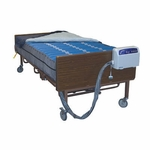 Drive Medical Med Aire Bariatric Low Air Loss Mattress Replacement System 14030
