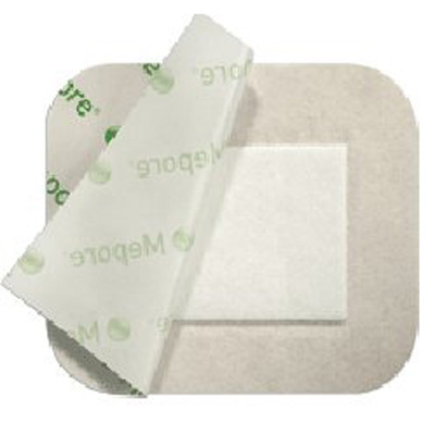 Mepore Absorbent Dressing, 3-1/2 x 14 in