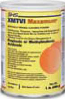 Metabolic Oral Supplement XMTVI Maxamum Orange Flavor 1 lb. Can Powder