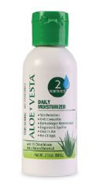 Moisturizer Aloe Vesta 2 oz. Bottle Unscented Lotion