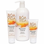 BoaVida 32 oz. Moisturizer Pump Bottle Scented Cream - Case of 6