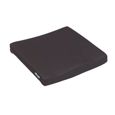 Drive Medical Molded General Use 1 3/4 inch Wheelchair Seat Cushion 14880