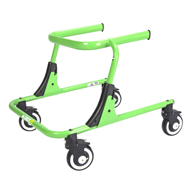Moxie GT Gait Trainer Small Magic Green - Drive Medical - GT1000-2GG