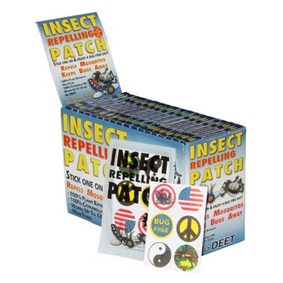 Mystical Insect Repelling Patch