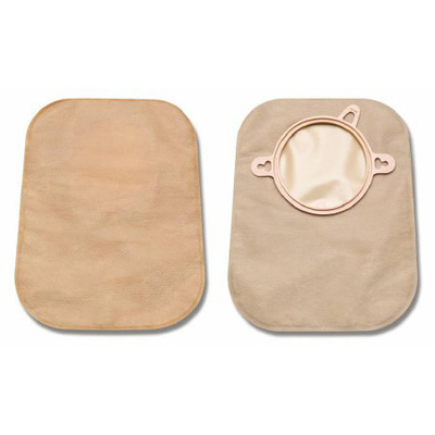 New Image Ostomy Pouch Two-Piece System 7 in Length