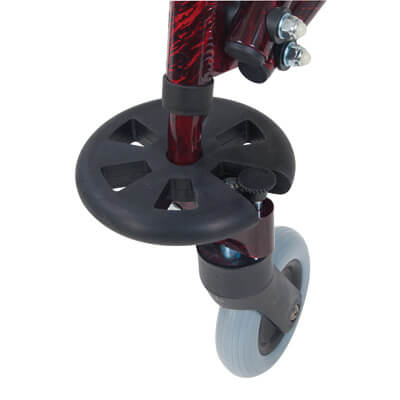 Drive Medical Non-Swivel Front Wheels for Nimbo Model