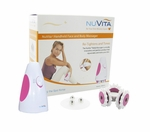 NuVita Handheld Face and Body Massager HBM1001
