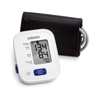 Omron 3 Series Upper Arm Blood Pressure Unit Model BP710N
