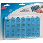 One-Day-At-A-Time Medium 28 Day Pill Organizer