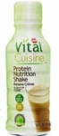 Oral Supplement Hormel Vital Cuisine Banana Cream 14 oz. Bottle Ready to Use