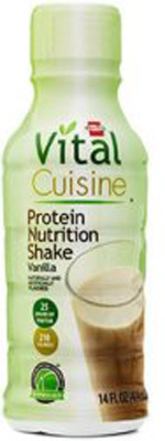 Oral Supplement Hormel Vital Cuisine Vanilla 14 oz. Bottle Ready to Use