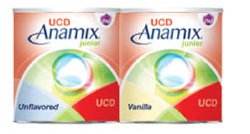 Oral Supplement UCD Anamix Junior Unflavored 14 oz. Can Powder