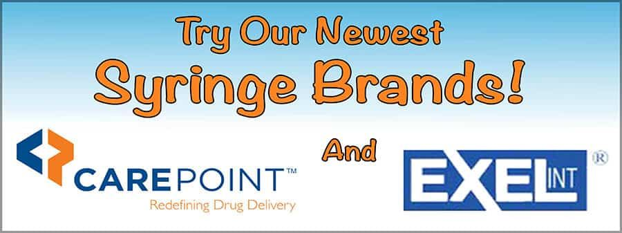 New Exel and Carepoint products!