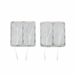 Drive Medical Oval Pre Gelled Electrodes 2 x 4.15 in oval for TENS Unit agf-103