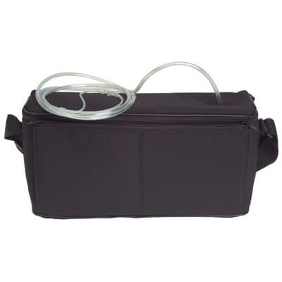 Drive Medical Oxygen Cylinder Horizontal Shoulder Carry Bag Model op-150t