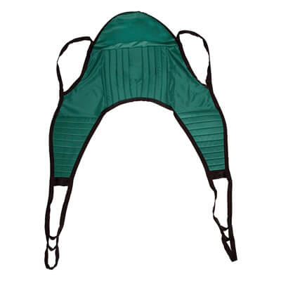 Drive Medical Padded U Sling with Head Support Model 13220s