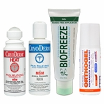 Pain Relief Gels & Patches