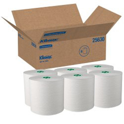 Paper Towel Kleenex MOD* Green Hardwound Roll 7.55 Inch X 700 Foot