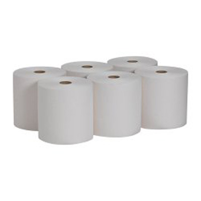 Paper Towel Pacific Blue Basic Hardwound Roll 7.87 Inch X 800 Foot - 26601