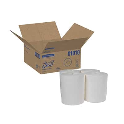 Paper Towel Scott Center Pull Roll 8 X 15 Inch - 01010