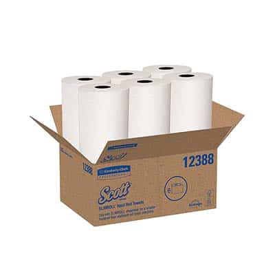 Paper Towel Scott Slimroll Roll 8 Inch X 580 Foot