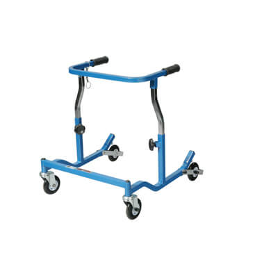 Drive Medical Pediatric Blue Anterior Safety Roller Model