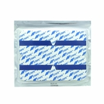 BluStripe Single-Use Tab Electrode - 1.875 x 5 in Rectangle - Pack of 2
