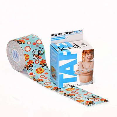 PerformTex Kinesiology Tape Roll, Monkeying Around - 5cm x 5m - 1 ea