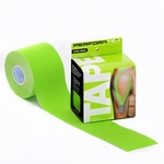 PerformTex Kinesiology Tape Roll, Speed Green - 5cm x 5m - 1 ea