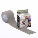 PerformTex Kinesiology Tape Roll, Titanium - 5cm x 5m - 1 ea