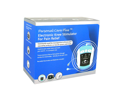 ProMed 770 Personal Care Plus Electronic Knee Stimulator For Pain Relief