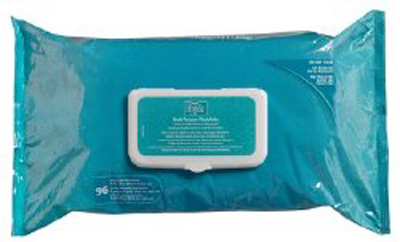 Personal Wipe Hygea Soft Pack Aloe Scented 60 Count