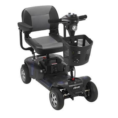 Drive Medical Phoenix 4 Wheel Heavy Duty Scooter phoenixhd4