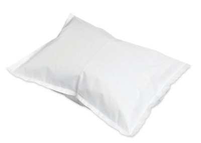 Pillowcase McKesson Standard White Disposable