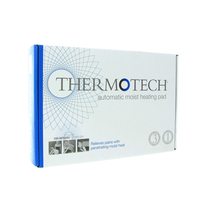 Thermotech Analog Automatic Moist Heating Pad, Mini (approx: 19 x 7 in) - Model S768