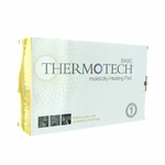 Thermotech Basic Moist Dry Heating Pad, King (approx: 12 x 24 in) - Model TTE100