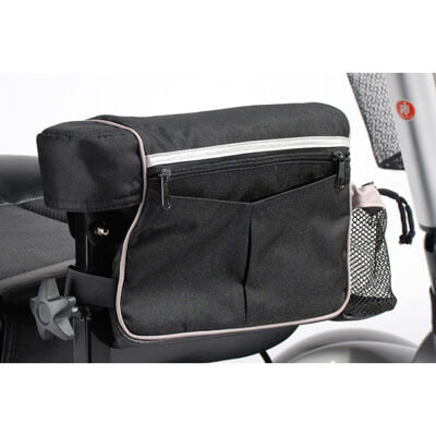 Drive Medical Power Wheelchair Armrest Bag ab1010