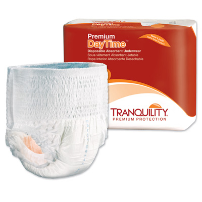 Premium DayTime Disposable Absorbent Underwear