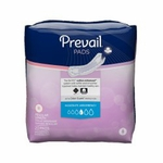 Prevail® Bladder Control Pads, Moderate, 9.25 in - 180 cs (9x20ea)