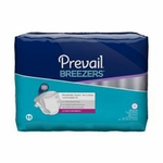 Prevail Breezers with Easy-Lock Fastener, Regular 40-49 in - 80 cs (4x20ea)