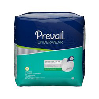 Prevail® Extra Protective Underwear, XX-Large 68-80 in - 48 cs (4x12ea)