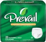 Prevail® Extra Protective Underwear, Youth/Small 20-34 in - 88 cs (4x22ea)