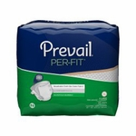 Prevail Per-Fit Adult Brief, X-Large 59 - 64 in - 60 cs (4x15ea)