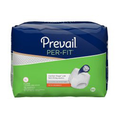 Prevail Per-Fit Protective Underwear, X-Large 58 - 68 in - 56 cs (4x14ea)