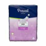 Prevail® Ultra Plus Bladder Control Pads - Case of 156 (4 x 39ea)