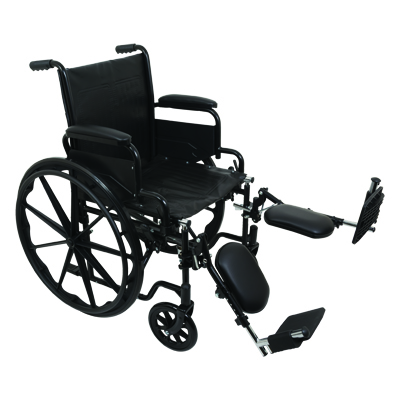 ProBasics K1 Standard Wheelchair, 18 in x 16 in WC11816DE
